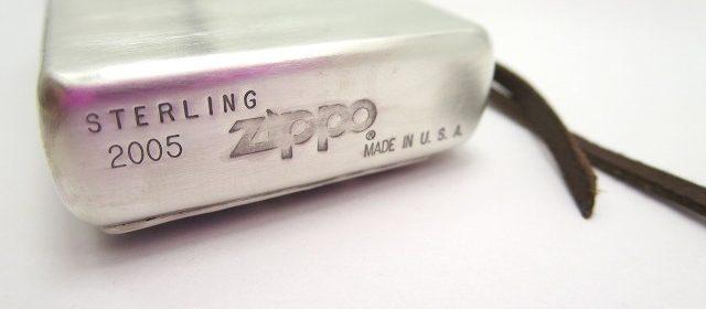 Zippo STERLING 2005
